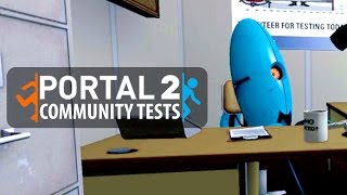 Portal 2 Tests: Into the Multiverse: Part 1