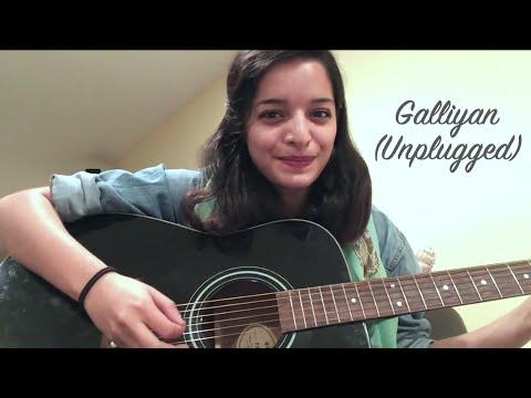 Galliyan (Unplugged), Shraddha Kapoor,  Ankit Tiwari - Ek Villain (Cover By Lisa Mishra)