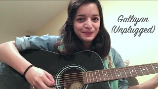 download lagu Galliyan Unplugged, Shraddha Kapoor,  Ankit Tiwari - Ek gratis