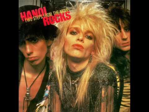 Hanoi Rocks - Boiler