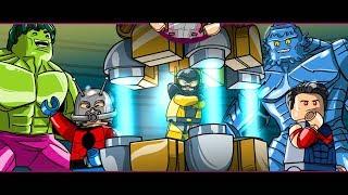 LEGO Marvel Super Heroes 2 Gwenpool Mission 7 Hank-ger Management 100% Completion