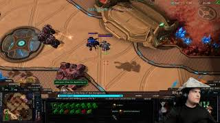 StarCraft 2 LOTV Terran vs Zerg   Cheese vs Cheese