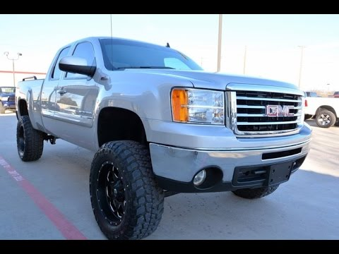 Z71 Ext Cab Lifted Truck