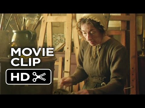 Mr. Turner Movie CLIP - Hannah Danby (2014) - Timothy Spall Movie HD