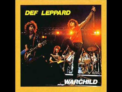 Def Leppard - Warchild