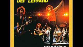 Watch Def Leppard Warchild video