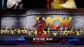 WWE 2K16 Royal Rumble #19 - WWF NXT WCW ECW TNA ROH CZW xWx BJW NJPW Lucha Underground - CAWS CAW