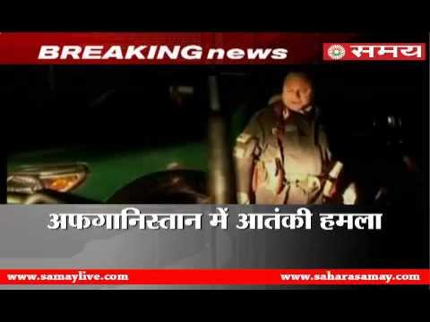 Gun battles rage near Indian consulate in Afghan city