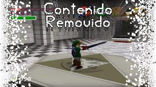 Contenido Removido: The Legend of Zelda Ocarina of Time
