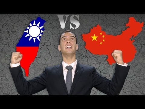 Taiwan vs. China, the One China Policy