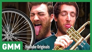 What Am I Licking? Ft. Thomas Middleditch