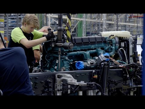 Volvo Trucks - Lars Mårtensson about combining alternative fuels with electrification