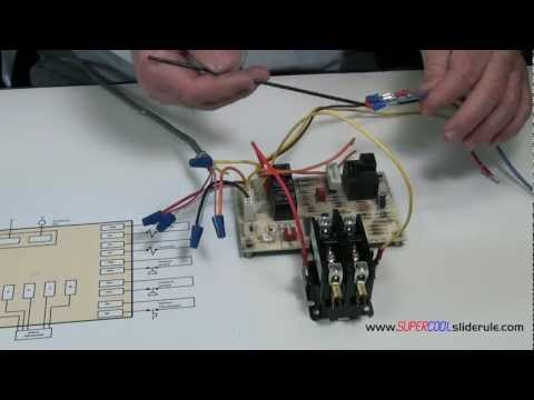 How to bypass a defrost heat pump board to allow cooling for How to defrost windshield without heat