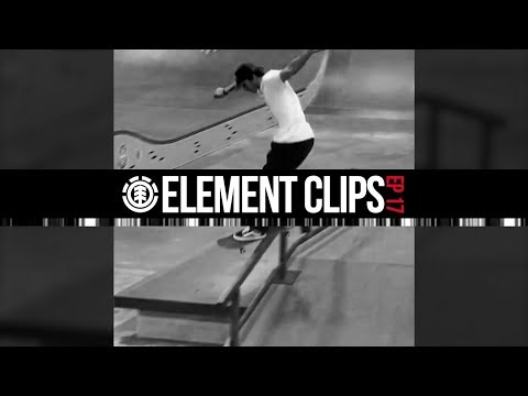 Element Clips #17 - Tampa Am, Cookie in Albuquerque, Jaakko Ojanen & More...