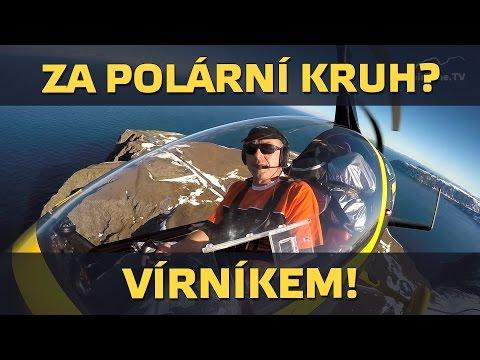 Za polární kruh? Vírníkem! (www.airzone.tv)