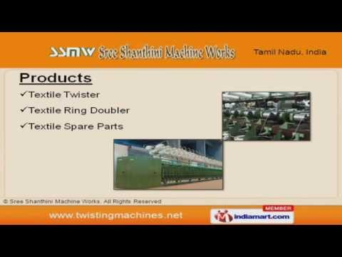 Textile Machinery Parts by Sree Shanthini Machine Works, Coimbatore