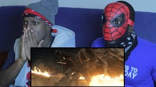 Spider-Man: Homecoming Official Trailer Reaction
