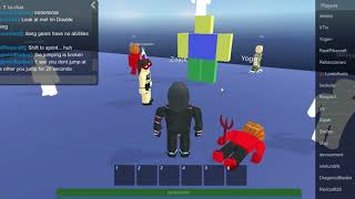 Brickplanet gameplay footage!