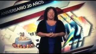 Ingrid Rosario - Stereo Luz presente en Expolit '12