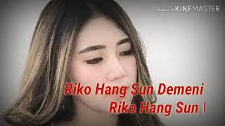 #viavallen  Bisane Mung Nyawang  lirik {by:  via vallen }