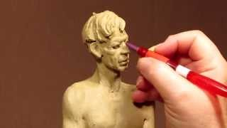 Sculpting With Lemon - Morning Joe - Fine Tuning His Upper Parts