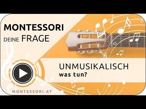 Unmusikalisch? Musizieren mit Kindern | MONTESSORI.AT