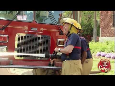 Śmieszny filmik - Hydrant