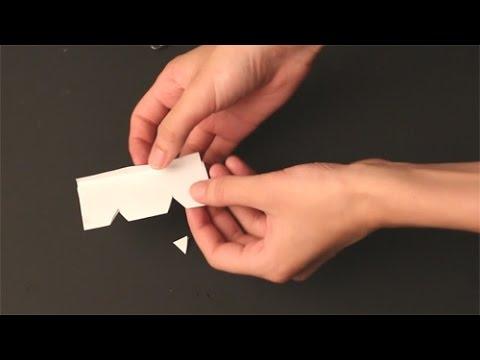 10 trucchi da fare con la carta
