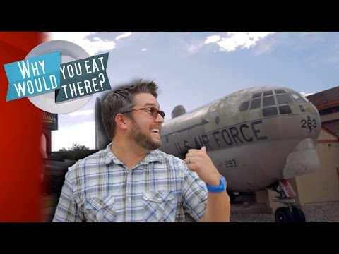 The Airplane Restaurant: First-class Dining! - Why Would You Eat There? video