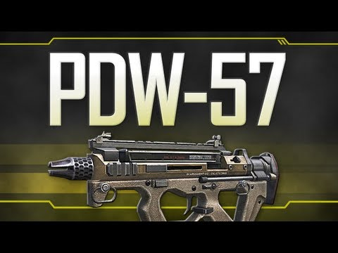 PDW-57 - Black Ops 2 Weapon Guide