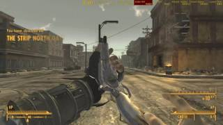Fallout: New Vegas All DLCs Speedrun in 1:29:46 (Without Loads)