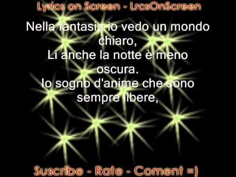Il divo nella fantasia lyrics on screen youtube - Il divo nella fantasia ...