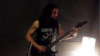 AVULSED Studio Report #2 - Juancar [02.03.2013]