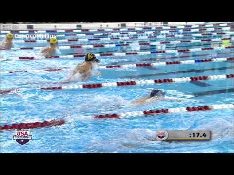 Men&#039;s 100m Breaststroke A Final - 2012 Columbus Grand Prix