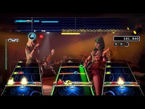 Rock Band 4 Announcement - Van Halen!