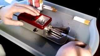 Elektrisk Cigaret Rullemaskine