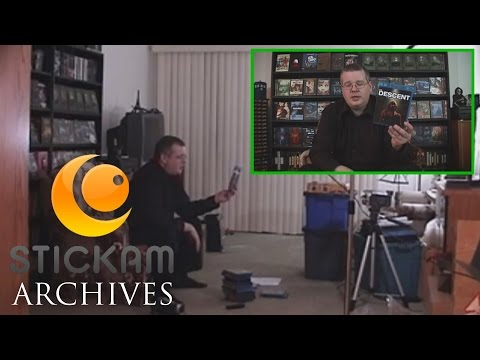Stickam Archives - A Trio of Horror Blu-rays LIVE!