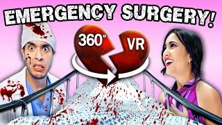 EMERGENCY SURGERY!!! (ft. Brandon Rogers)