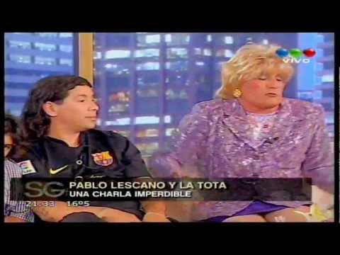 Susana con La Tota y Pablo Lescano (Damas Gratis) HQ Parte 1ra...