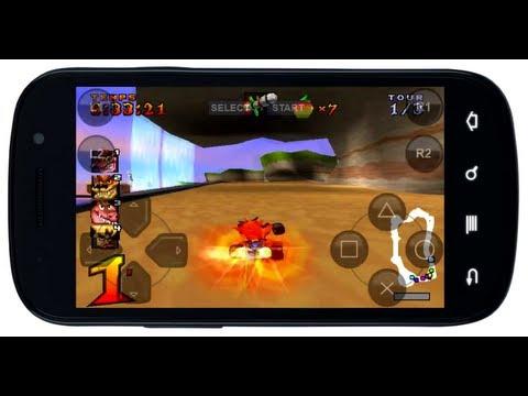 Juegos De PSX Con Emulador Para Xperia Play