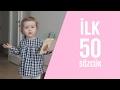 Ece ile İlk 50 Sözcük Oynadık - ZYNPZEZE