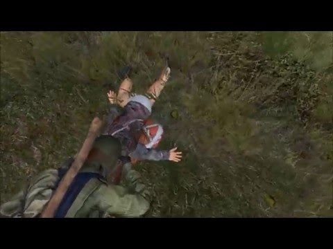 DayZ-  The execution of the Asian woman