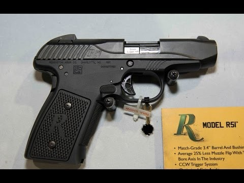 Awesome New Remington R51
