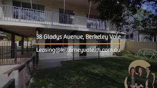 38 Gladys Avenue, Berkeley Vale ( 4 Bedrooms, 1.5 Bathrooms, 1 Carport)