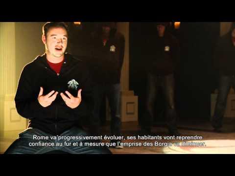 Journaux de développement #2 -- Frappez en plein cœur de Rome