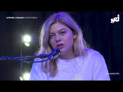 Live Louane - On était beau