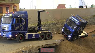 RC TRUCKS a. CONSTRUCTION MACHINES at RCTKA April 2016 - part 4