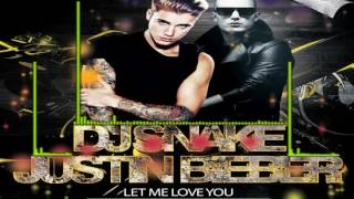 DJ Snake ft. Justin Bieber - Let Me Love You (Hakan Gökan Moombahton)
