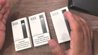 AUTHENTIC JUUL vs FAKE JUUL