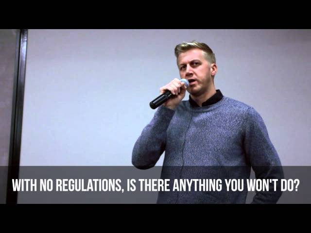 Q&A With Gareth Cliff: With No Regulations, Is There Anything You Won't Do?